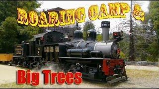 Roaring Camp and Big Trees Railroad