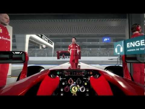 Formula 1 2012 : Início Da Carreira Totalmente Em Portugues #00