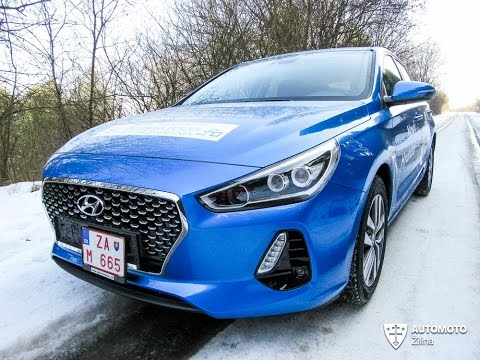 Redakn TEST Hyundai i30 1,4 T GDi 1,6 CRDi Car Test