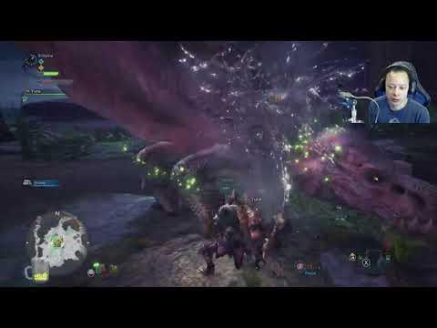 Monster Hunter World - Farming Rathian for Spikes