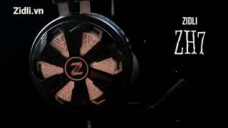 Review Tai nghe Zidli ZH7 ÂM THANH 7.1 , RUNG chấn động