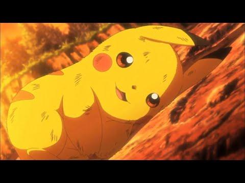 Pokemon【AMV】- Carry On (Detective Pikachu OST)