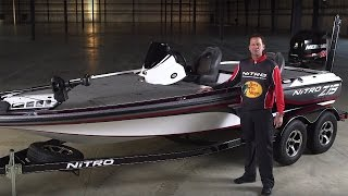 NITRO Boats: 2017 Z19 Introduction with Kevin VanDam, Edwin Evers, and Rick Clunn