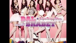 Dal★shabet - Supa Dupa Diva [MP3 + DL]
