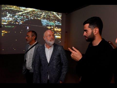 ARASH NASSIRI - Talking about Tehran-Geles in Barcelona