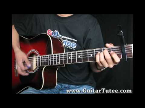 Taylor Swift - Your Face, by www.GuitarTutee.com