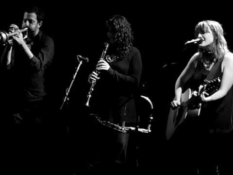 Keren Ann performs,