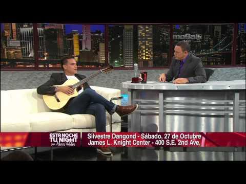 Silvestre Dangond en Esta Noche Tu Night Entrevista