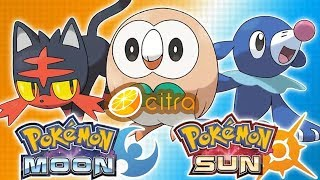How To Play Pokémon Sun And Moon On Pc/mac