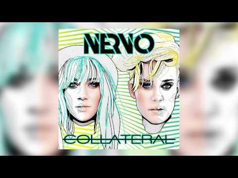 NERVO Feat. Harrison Miya - Bulletproof (Cover Art)