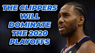 Why The LOS ANGELES CLIPPERS Will Finally Make the NBA FINALS!