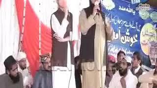 meri aankhen tarasti hai yaa rab naat | hafiz Muhammad Athar jalali Naat nazam