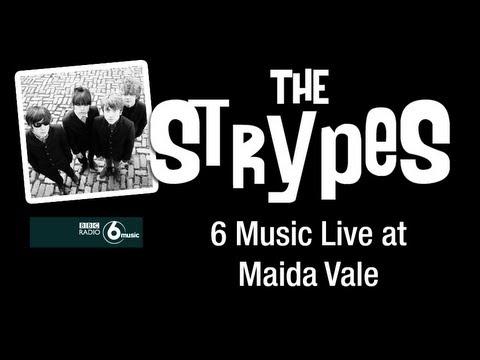 The Strypes - BBC Radio 6 Music Session - Live at Maida Vale Studios
