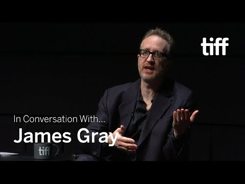 James Gray | In Conversation With... | TIFF 2019