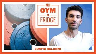 Justin Baldoni's Home Gym & Fridge | Gym & Fridge | Men's Health