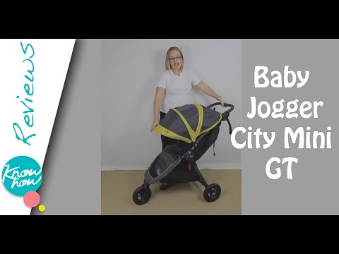 Baby Jogger City Mini Gt Stroller Review The All Terrain