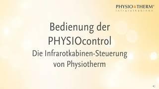 PHYSIOcontrol, die Steuerung der Physiotherm Infrarotkabinen screenshot 4