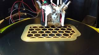 3D печать со скоростью 150 мм/сек (Anycubic Kossel Plus + Klipper)