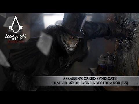 Assassin's Creed Syndicate - Tráiler 360 de Jack el Destripador