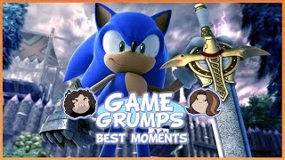 Game Grumps:  Best of Sonic and the 𝓑𝓵𝓪𝓬𝓴 Knight