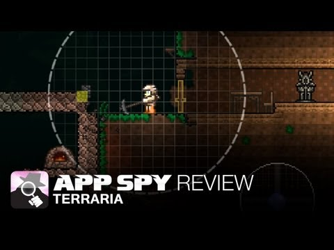 Terraria IOS IPhone / IPad Gameplay Review - AppSpy.com