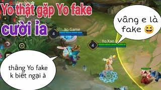 Troll Game _ Tình Cờ Gặp Yo Game Fake Đang Quay Video Và Cái Kết Hài VL | Yo Game