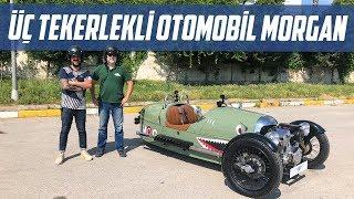 Üç Tekerlekli Otomobil Morgan 3 Wheeler