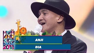 Oh Tuhan Kusayang Dia Kucinta Dia, Anji [DIA] - Mom & Kids Award 2018 (21/7) Subscribe MNCTV Official Youtube Channel http://bit.ly/24Ev2fo Follow our ...