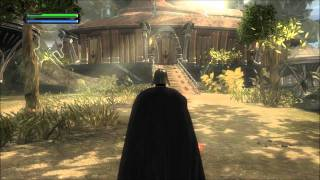 Star Wars: The Force Unleashed PL #1 Lord Vader w akcji