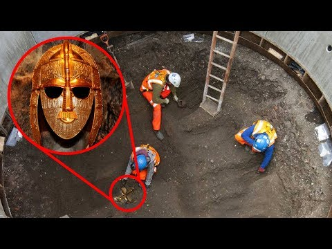 Most MYSTERIOUS Archaeological Discoveries In The UK!