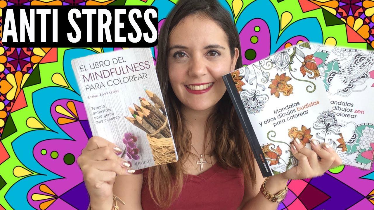 MINDFULNESS ANTISTRESS | MANDALAS | Isa Gabuardi - YouTube