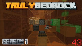 Truly Bedrock Episode 43: Blaze farm fix and Gearing up