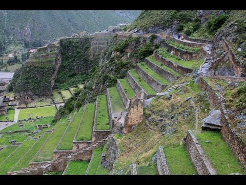 Ollantaytambo, Peru - witness of the Flood and more, Cuzco,