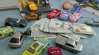 Cars 3 Random Adventures: The Money