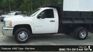 2009 Chevrolet Silverado 3500HD Dump truck 4X4 - AutoNort...