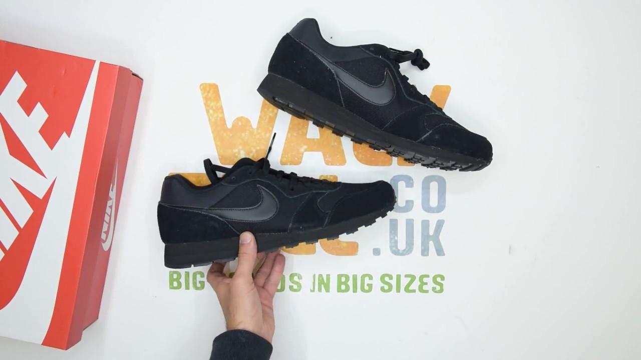 Nike MD Runner 2 - Black Anthracite