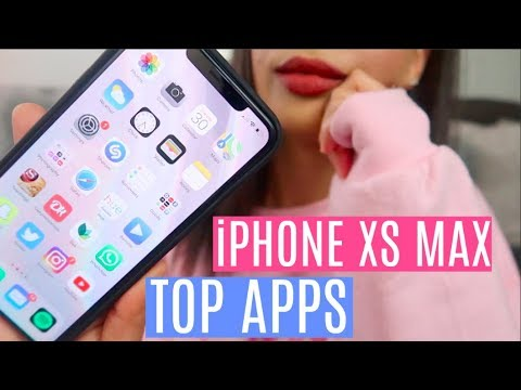 TOP 5 MUST HAVE iPHONE APPS   iPhone XS Max