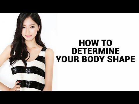 Asian women body type