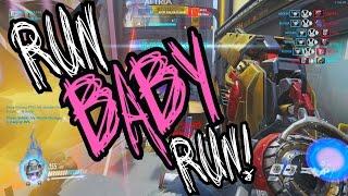 """Run, baby run!"""