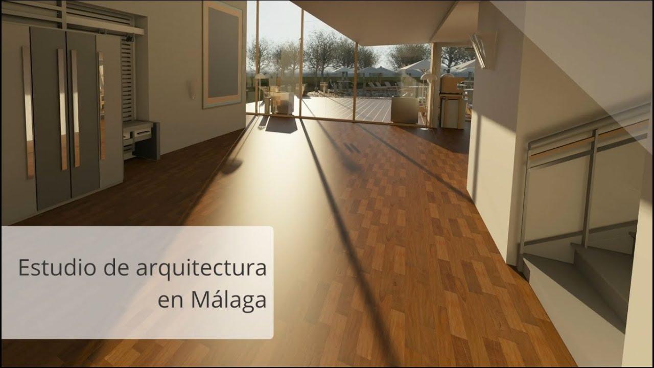 Estudio arquitectura malaga arquitectos m laga youtube - Estudios de arquitectura coruna ...