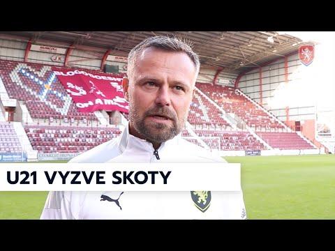 ČR U21   Další krok ke snu. Jednadvacítka vyzve Skoty
