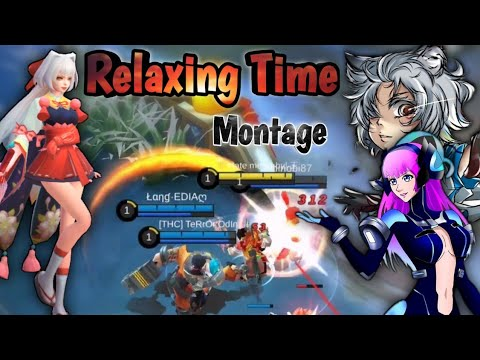 The Most Beautiful Montage of Mobile Legends: Bang Bang by. Dark Legend thumbnail