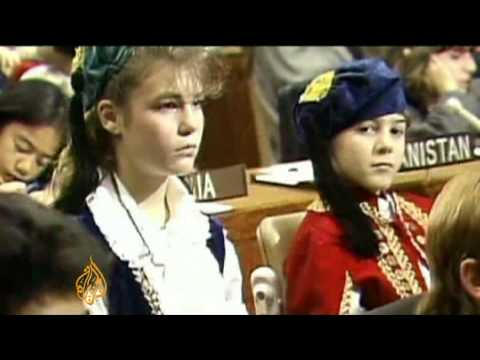 US yet to sign UN child rights treaty 20 years on - 20 Nov 09