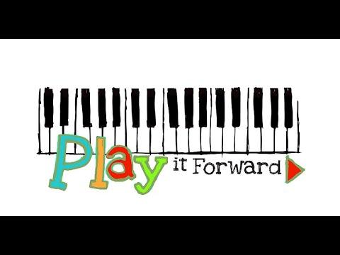 Play It Forward | Michael Allen Harrison's ~ Snowman Foundation
