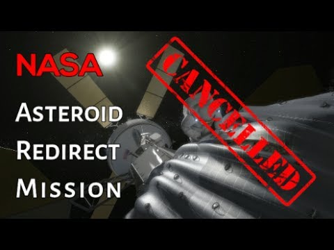 NASA Officially Cancels the Asteroid Redirect Mission