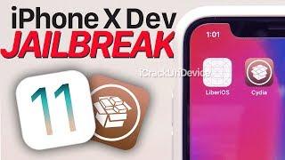 NEW iOS 11 Jailbreak Released - Dev Only! UPDATES