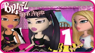 Bratz: Rock Angelz Walkthrough Part 1 (PS2, Gamecube) 1080p