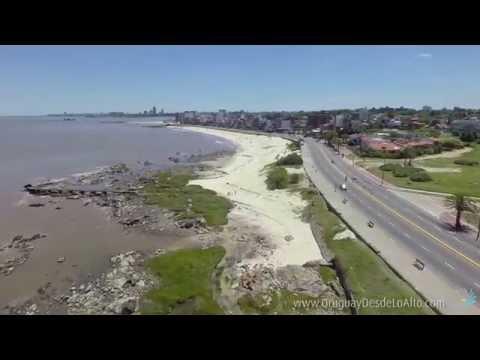 Video Aéreo de Punta Gorda, Montevideo, Uruguay Desde Lo Alto