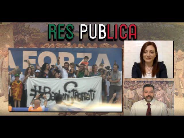 RES PUBLICA - Intervista a Sara De Ceglia