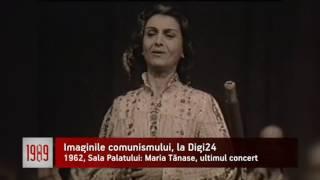 Maria Tanase - Haulita din Gorj (Sala Palatului, 1962)